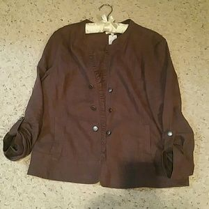 Maurices Jacket NWT